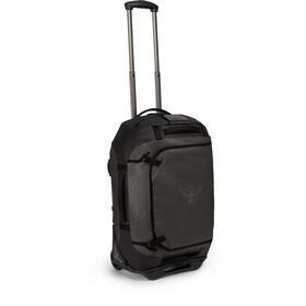 Osprey Rolling Transporter 40 Duffel Bag, negro